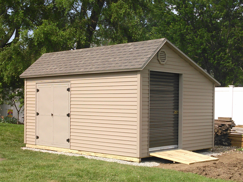 Garden Sheds Indiana martin mini barns | garden barn - garned shed - martin mini barns